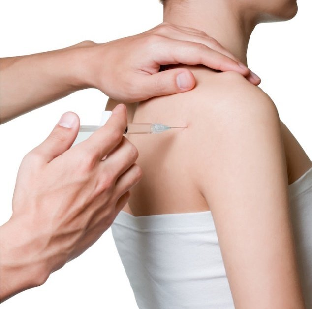 Image result for local injection shoulder